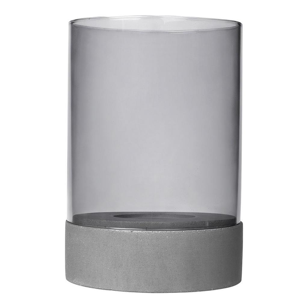 Produktové foto Svícen s betonovým podstavcem SPIRITO Blomus