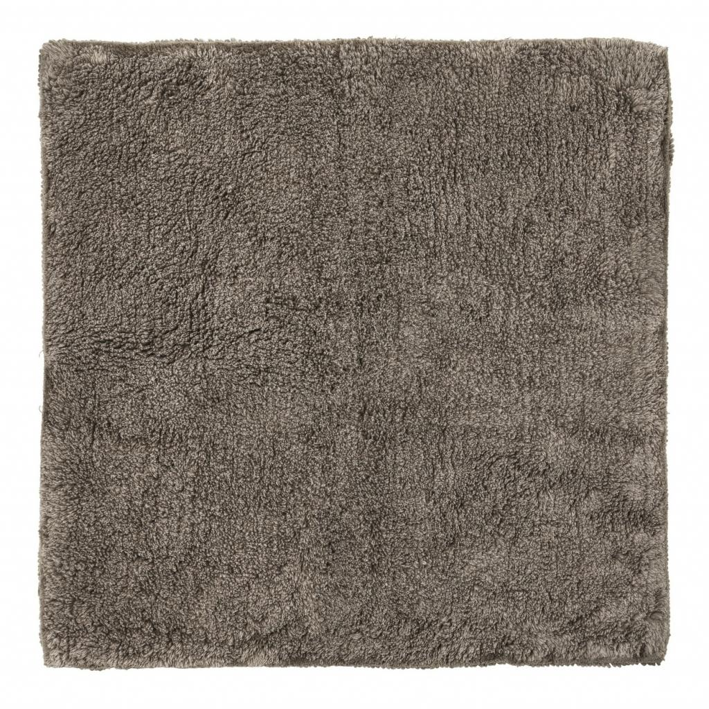 Produktové foto Koupelnová předložka TWIN 60 x 60 cm tmavě hnědá Blomus