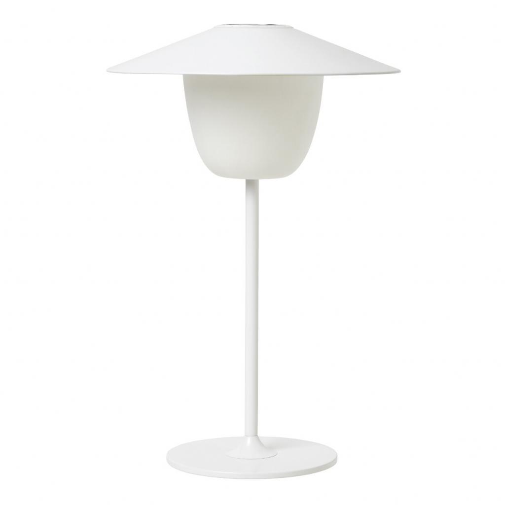Produktové foto Mobilní LED lampa ANI LAMP bílá Blomus