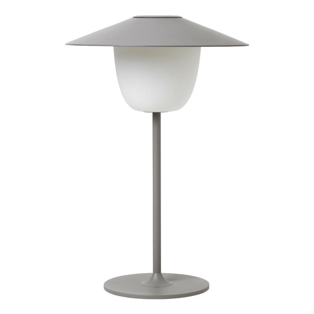 Produktové foto Mobilní LED lampa ANI LAMP světle šedá Blomus