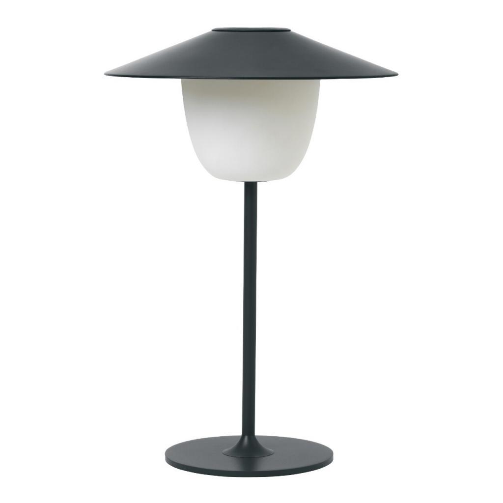 Produktové foto Mobilní LED lampa ANI LAMP tmavě šedá Blomus
