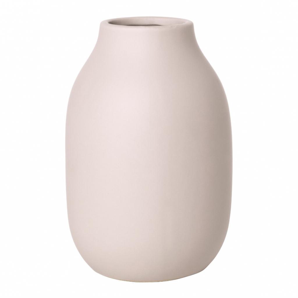Produktové foto Váza COLORA světle růžová O 10,5 cm Blomus