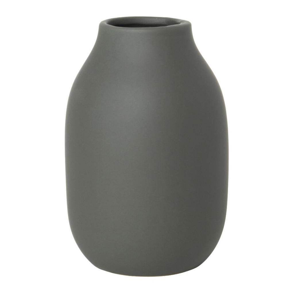 Produktové foto Váza COLORA khaki O 10,5 cm Blomus