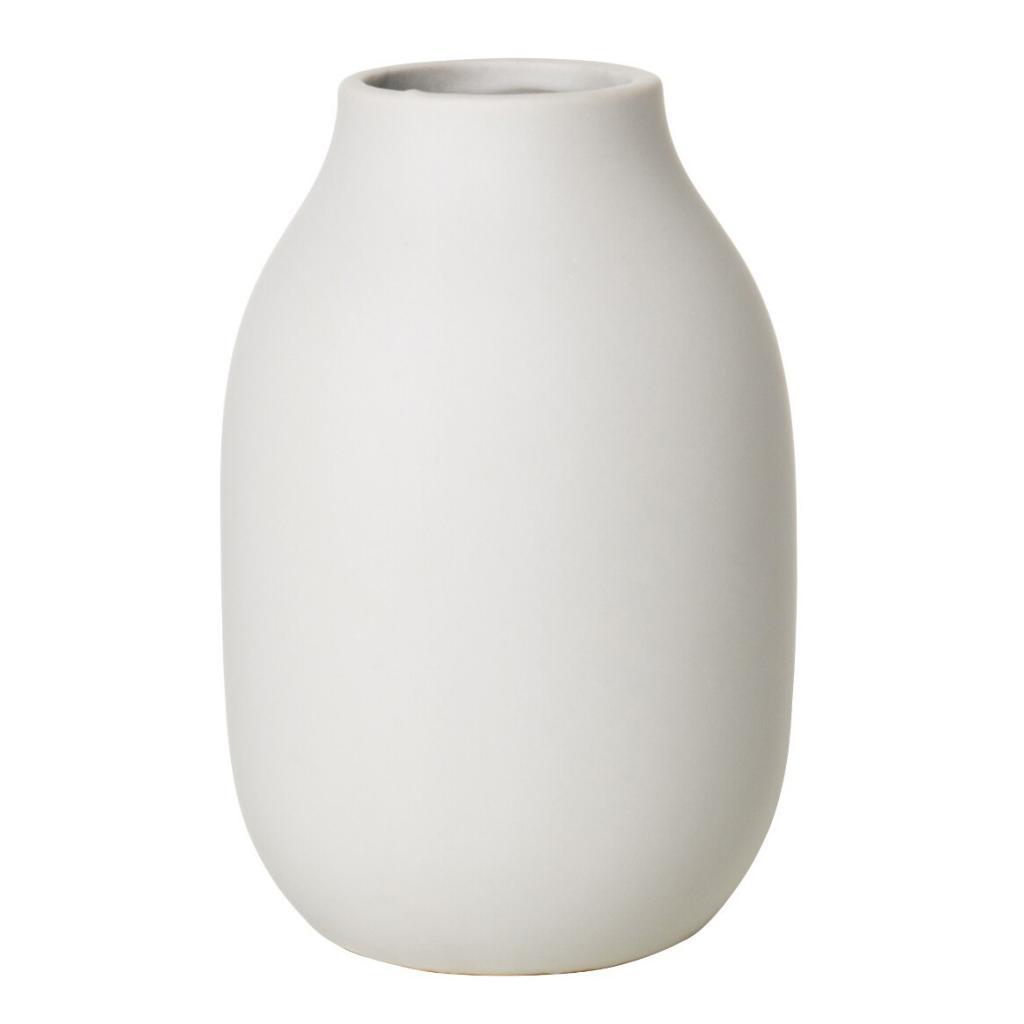 Produktové foto Váza COLORA krémová O 10,5 cm Blomus