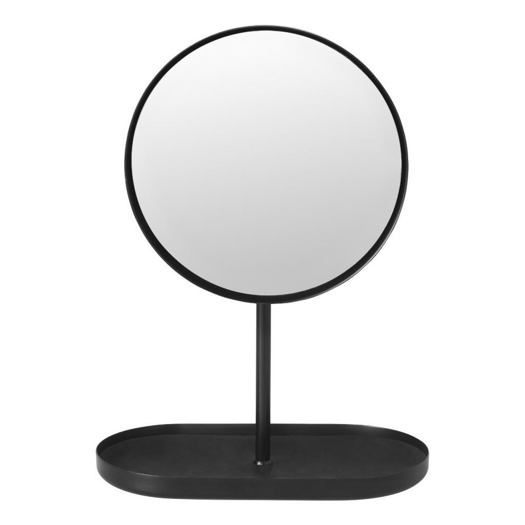 Produktové foto Kosmetické zrcadlo stolní MODO černé Blomus