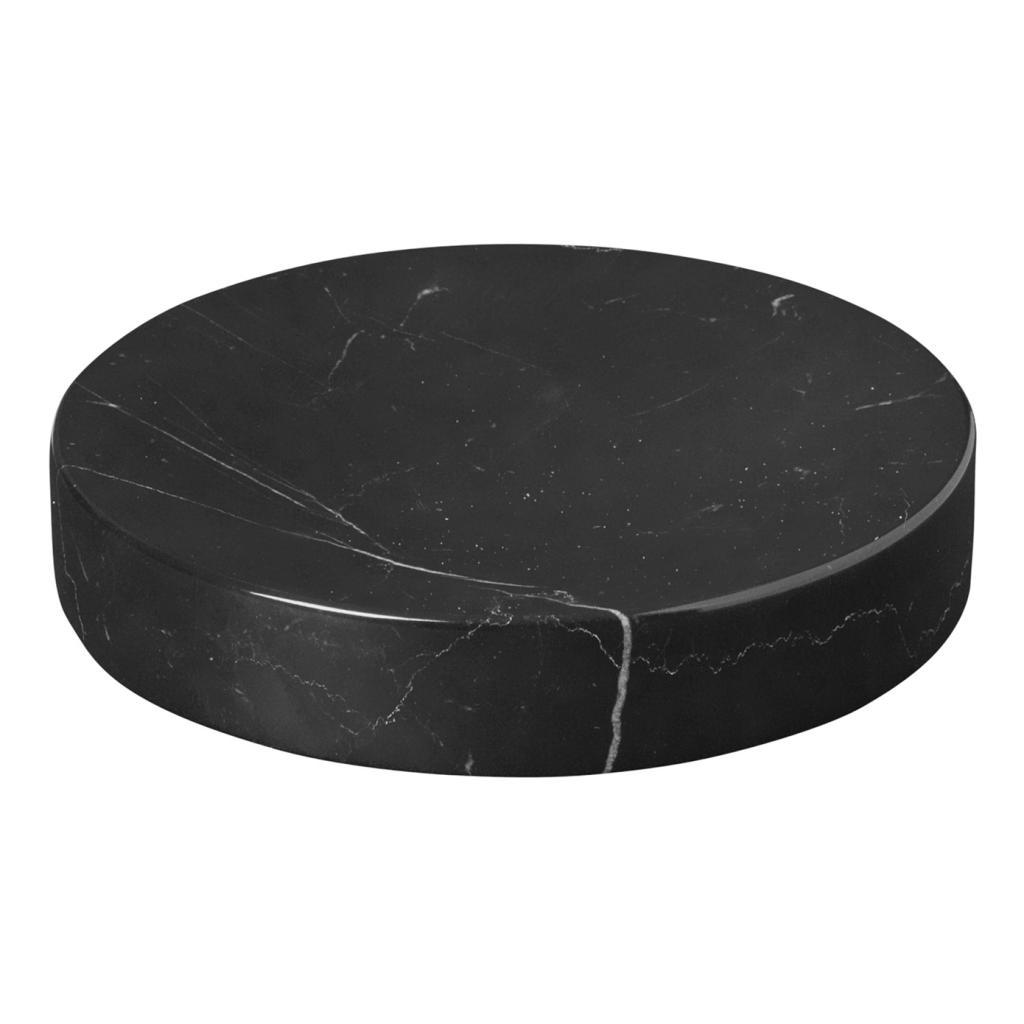 Produktové foto Podtácek mramorový malý PESA černý Blomus