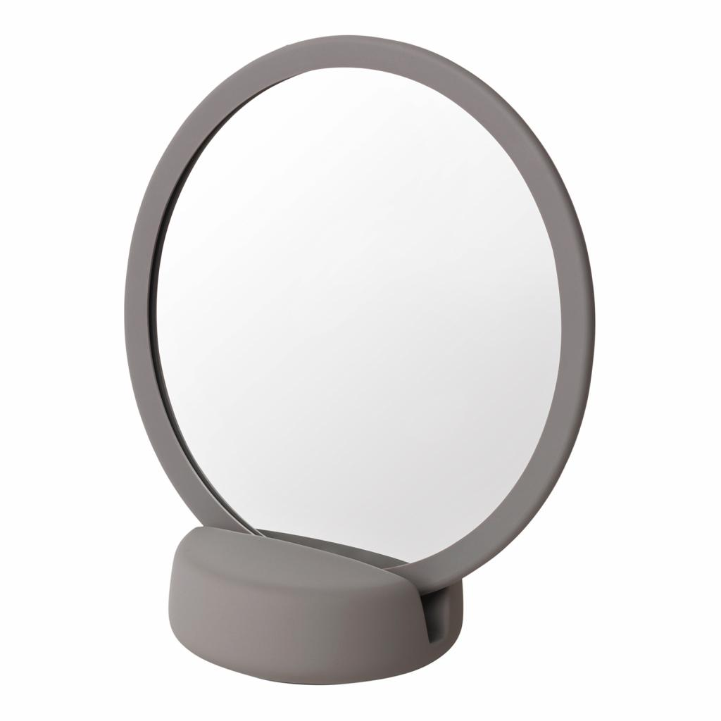 Produktové foto Kosmetické zrcadlo stolní SONO taupe Blomus