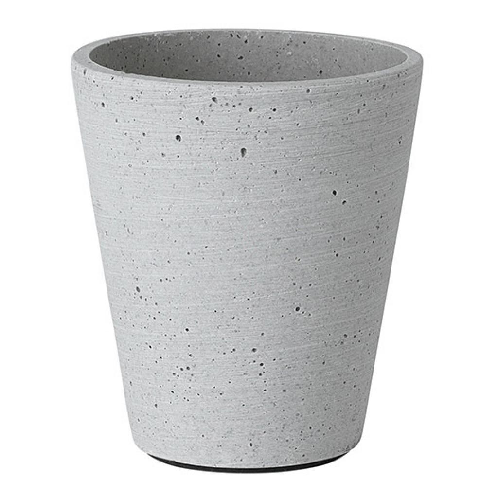 Produktové foto Květináč Coluna světle šedý O 11 cm Blomus