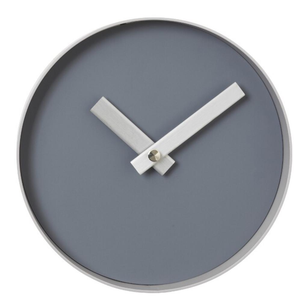 Produktové foto Nástěnné hodiny RIM malé šedé Blomus