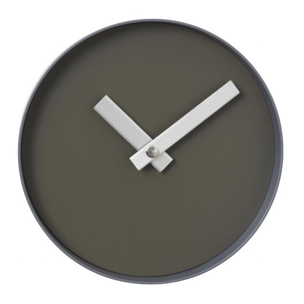 Produktové foto Nástěnné hodiny RIM malé khaki Blomus