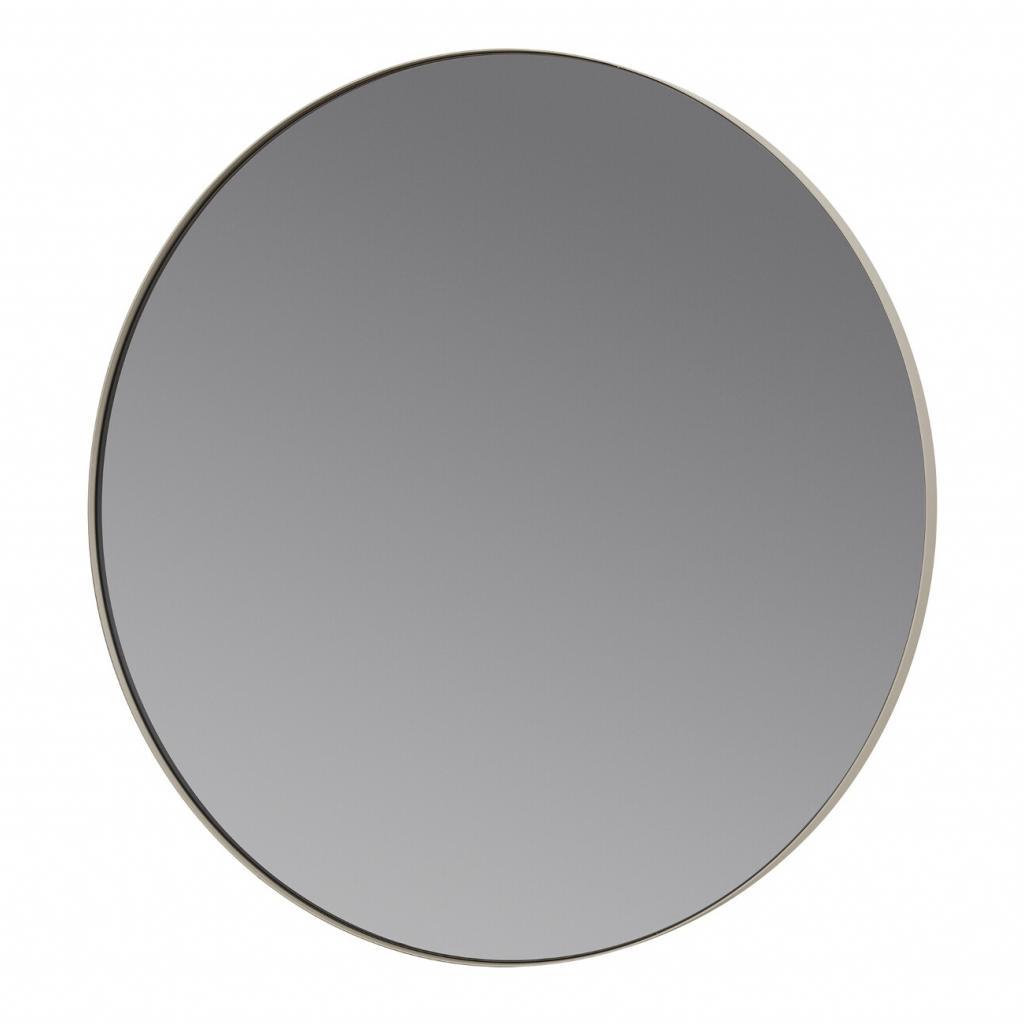 Produktové foto Kulaté zrcadlo RIM šedé Blomus