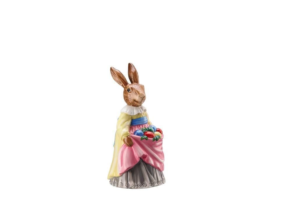 Produktové foto Porcelánový králík s vajíčky Rabbit Collection Rosenthal 14 cm