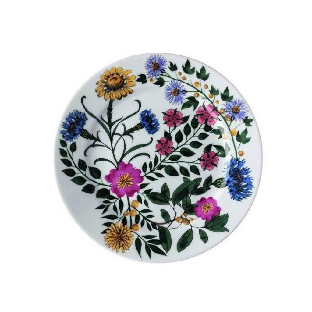 Produktové foto Mělký talíř Magic Garden Blossom Rosenthal 21 cm