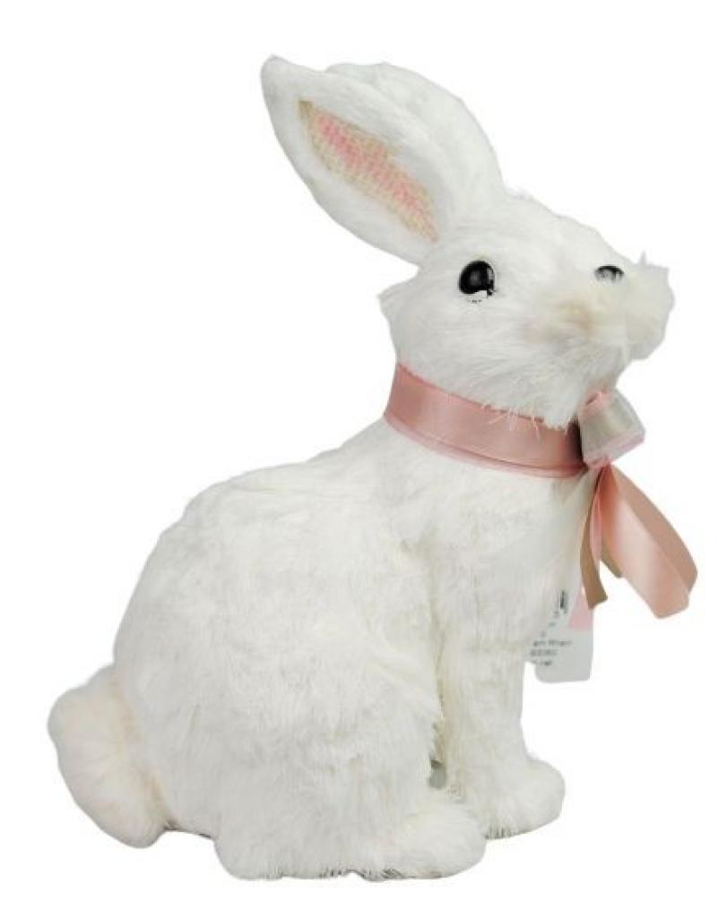 Produktové foto Ostatní Bílý králík Rabbit - 17*13*24,5cm