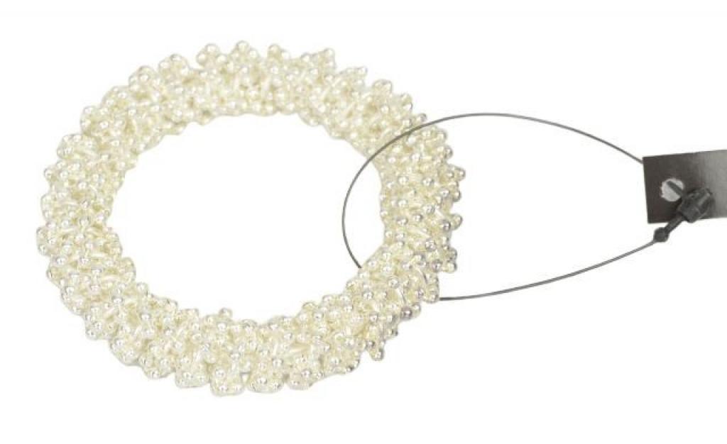 Produktové foto Colmore by Diga Perleťový kroužek na ubrousky Chantal sada 6ks - ∅ 6*1 cm