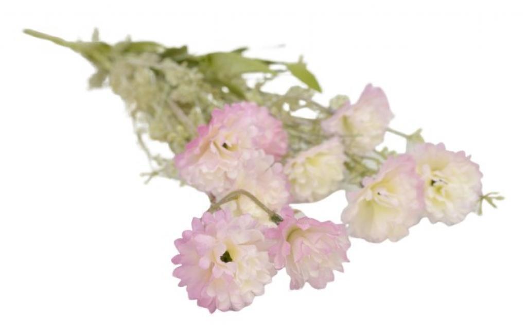 Produktové foto Collectione Růžová kytička Elis - 54 cm
