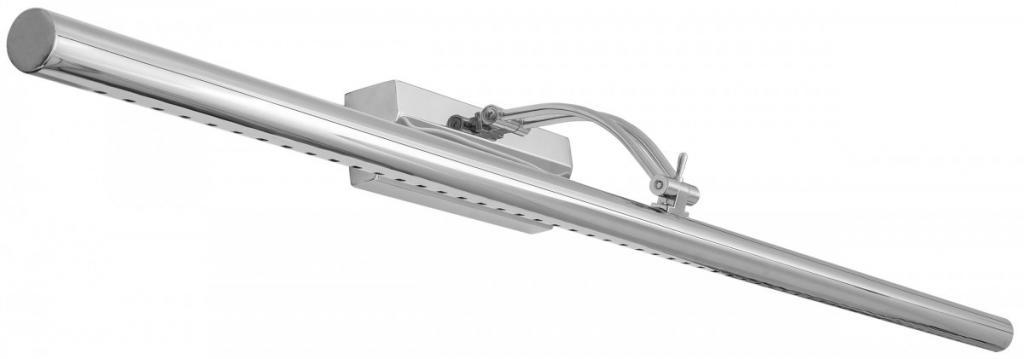 Produktové foto TooLight LED koupelnová svítilna nad zrcadlo 9W 70CM APP366-1W chrom