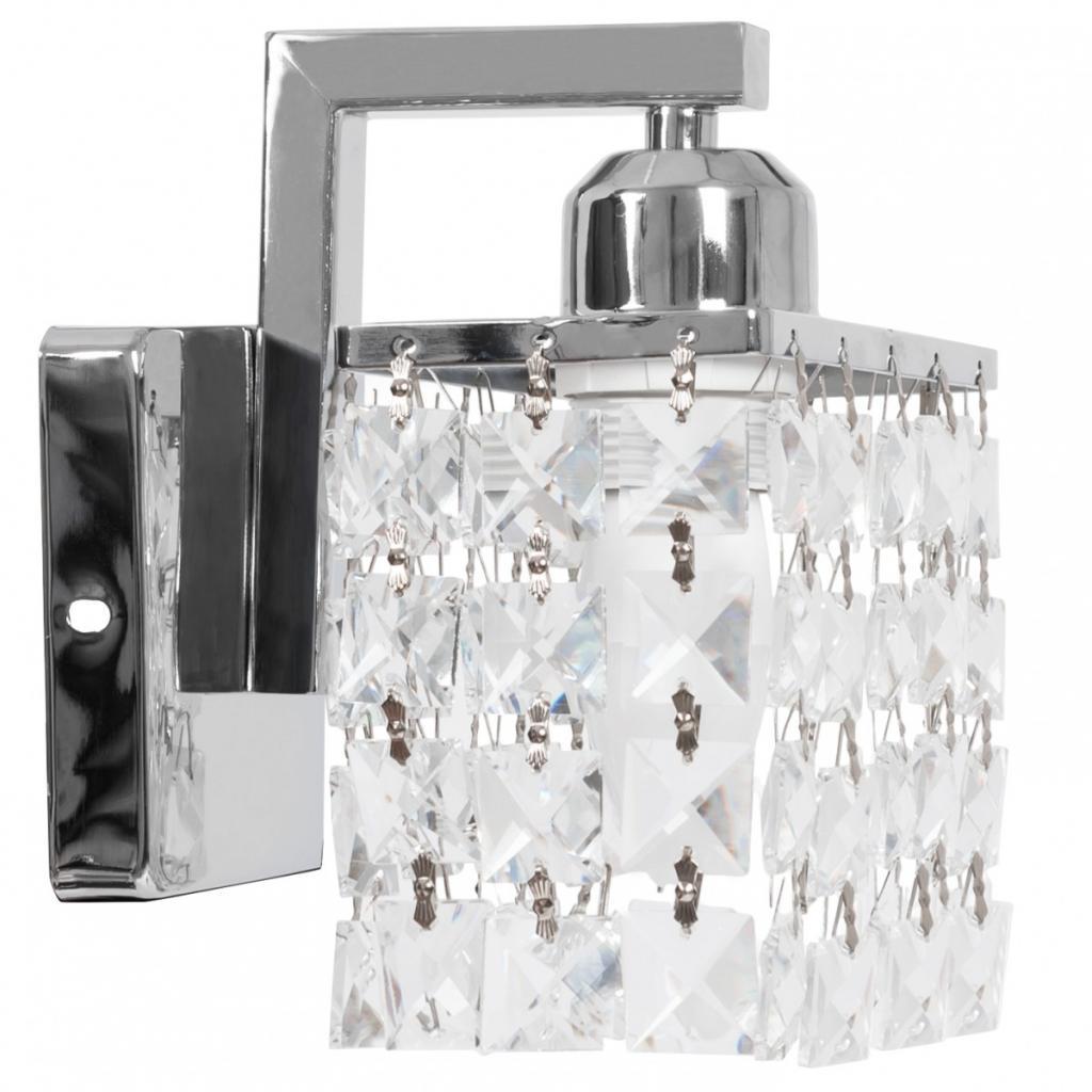 Produktové foto TooLight Nástěnná lampa Crystal APP543-1W chrom
