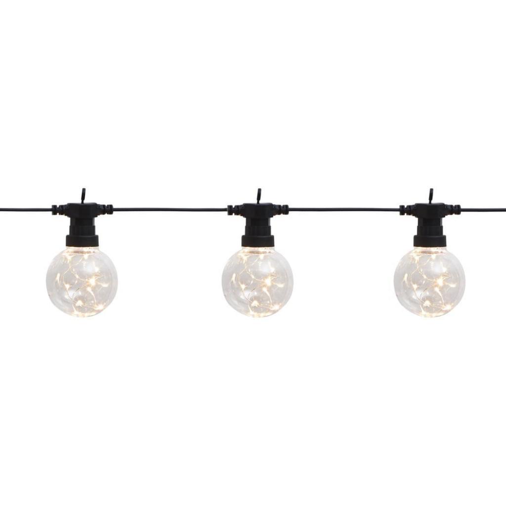 Produktové foto Venkovní světelný LED řetěz Best Season Big Circus, 10 světýlek