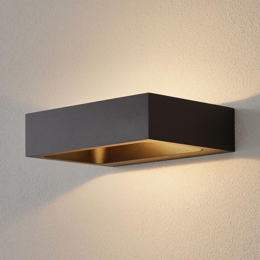 Produktové foto WEVER & DUCRÉ WEVER & DUCRÉ Bento 1.3 LED nástěnné světlo černé
