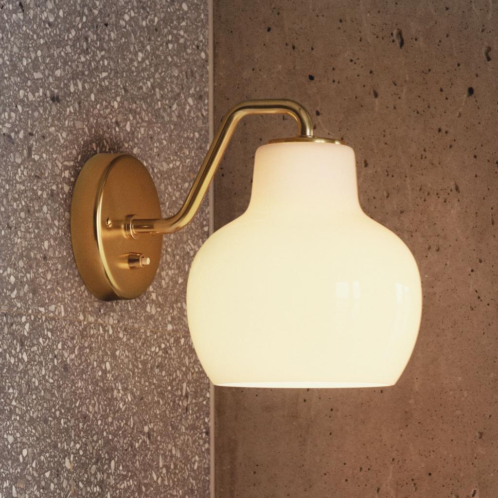 Produktové foto Louis Poulsen Louis Poulsen nástěnné světlo VL Ring Crown