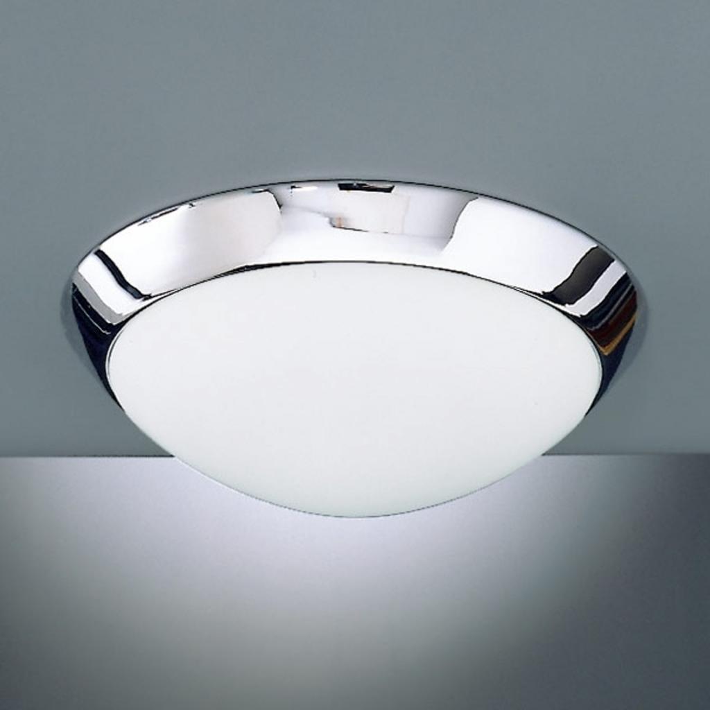 Produktové foto Hufnagel Stropní světlo Katrin IP44, chrom