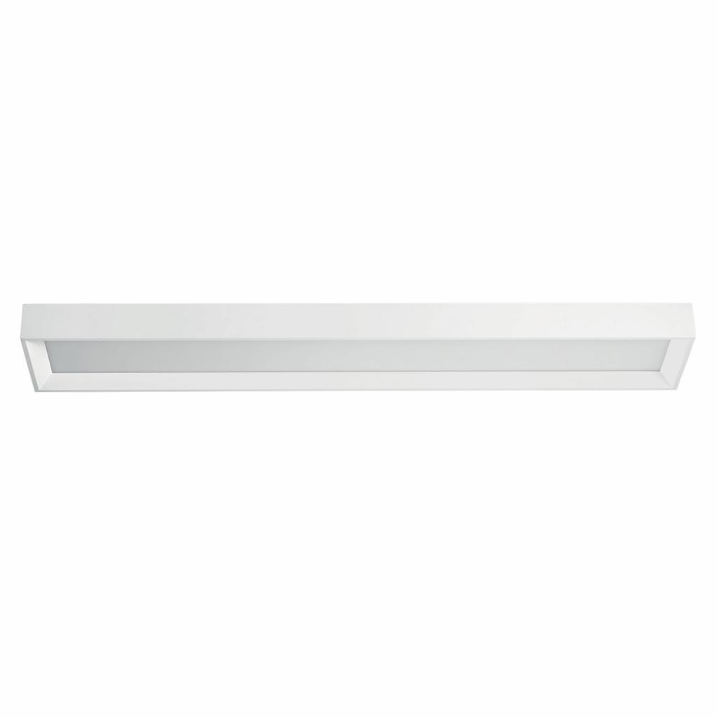 Produktové foto Linea Light LED stropní světlo Tara stmívatelné, 109 x 19 cm