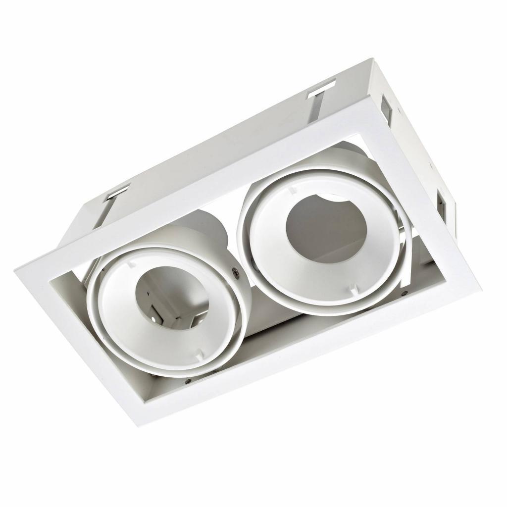 Produktové foto LEDS-C4 LEDS-C4 Multidir Evo S kryt vestavného světla bílá