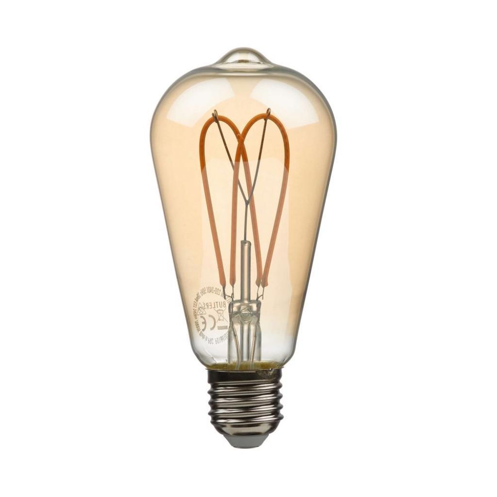 Produktové foto BRIGHT LIGHT LED Žárovka ST64