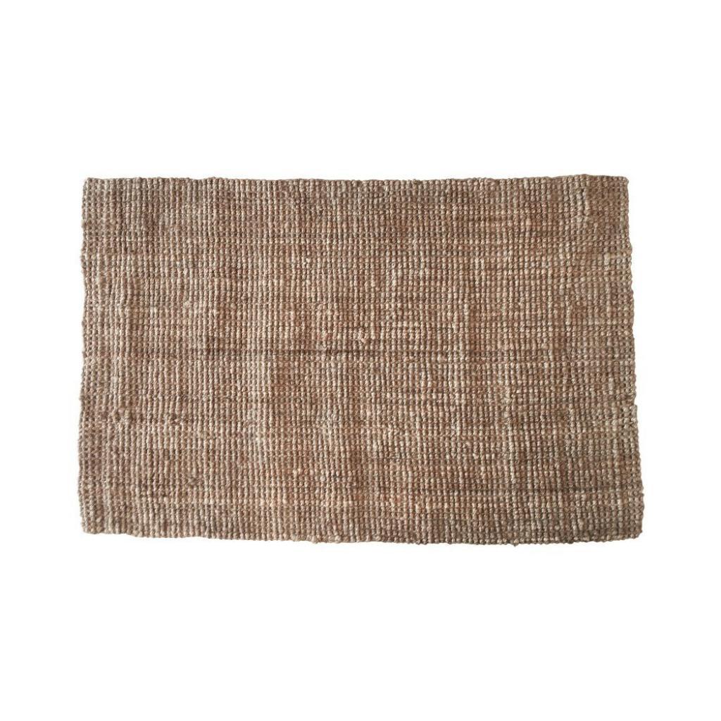 Produktové foto Mars & More  Přírodní jutový koberec vázaný Jutien - 120*180*1cm