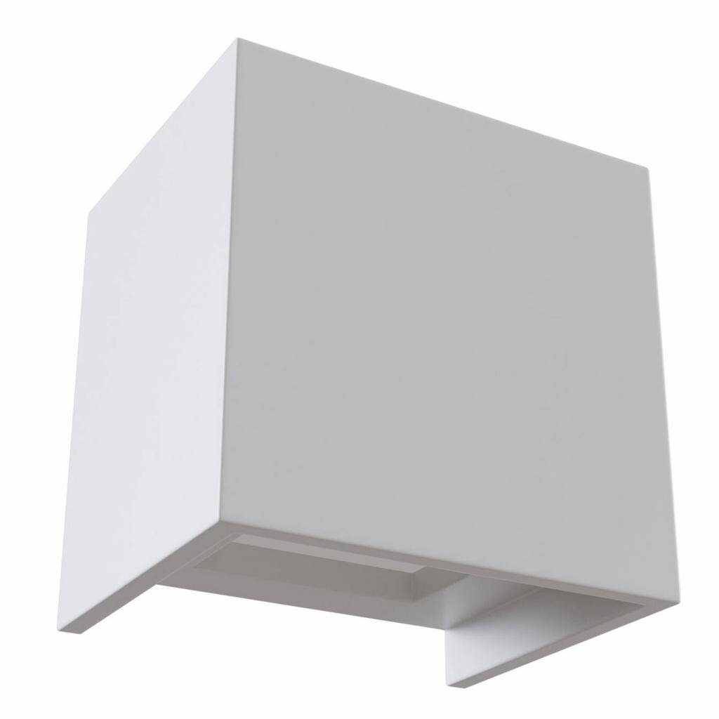 Produktové foto Maytoni LED nástěnné světlo Parma ze sádry, 10x10 cm