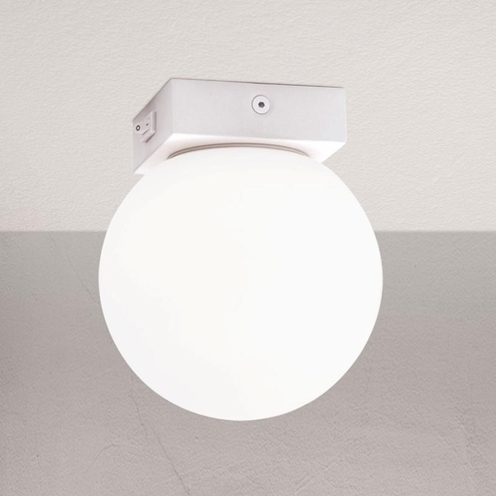 Produktové foto Orion LED stropní svítidlo Snowball s vypínačem
