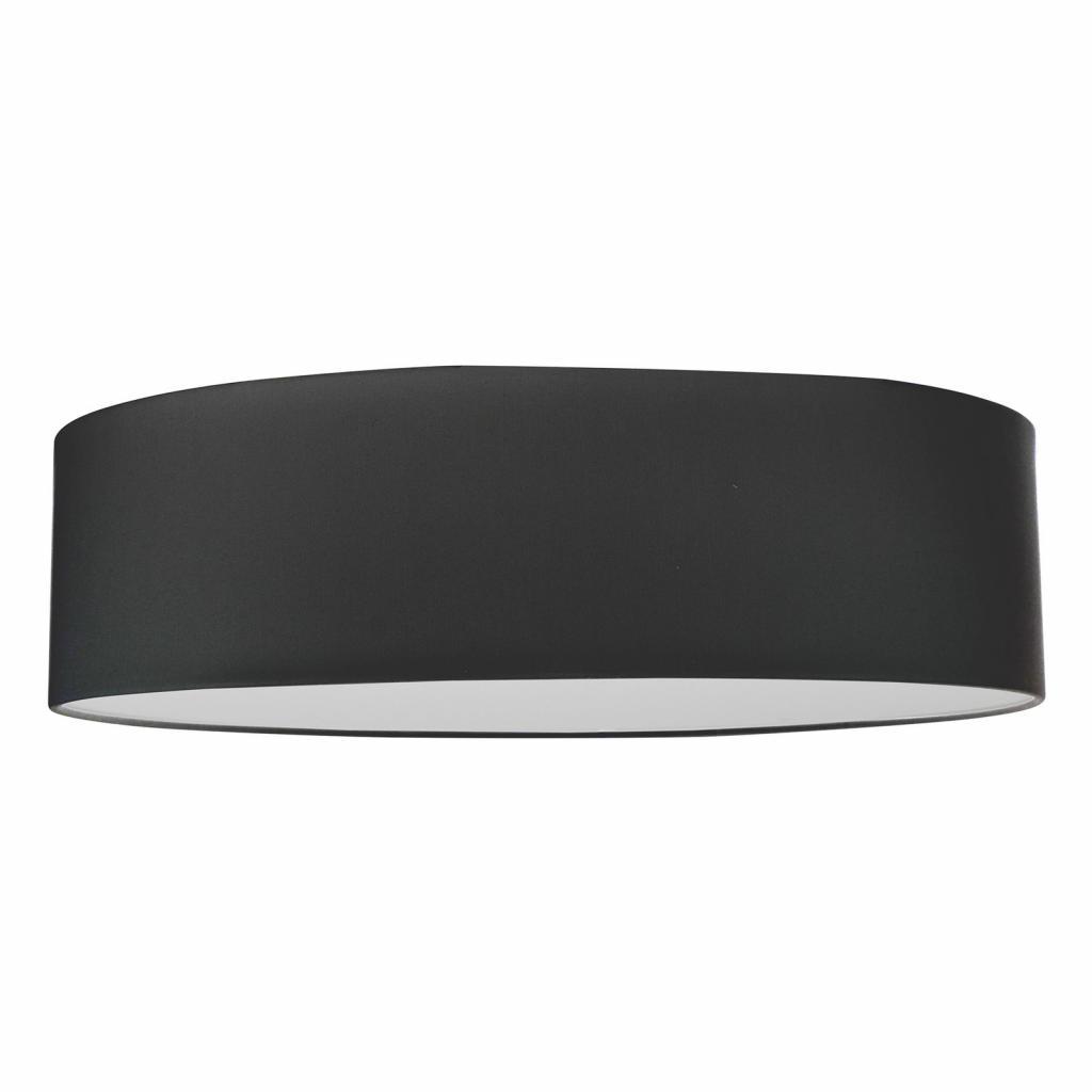 Produktové foto Spot-Light LED stropní svítidlo Josefina, Ø 48 cm, antracit