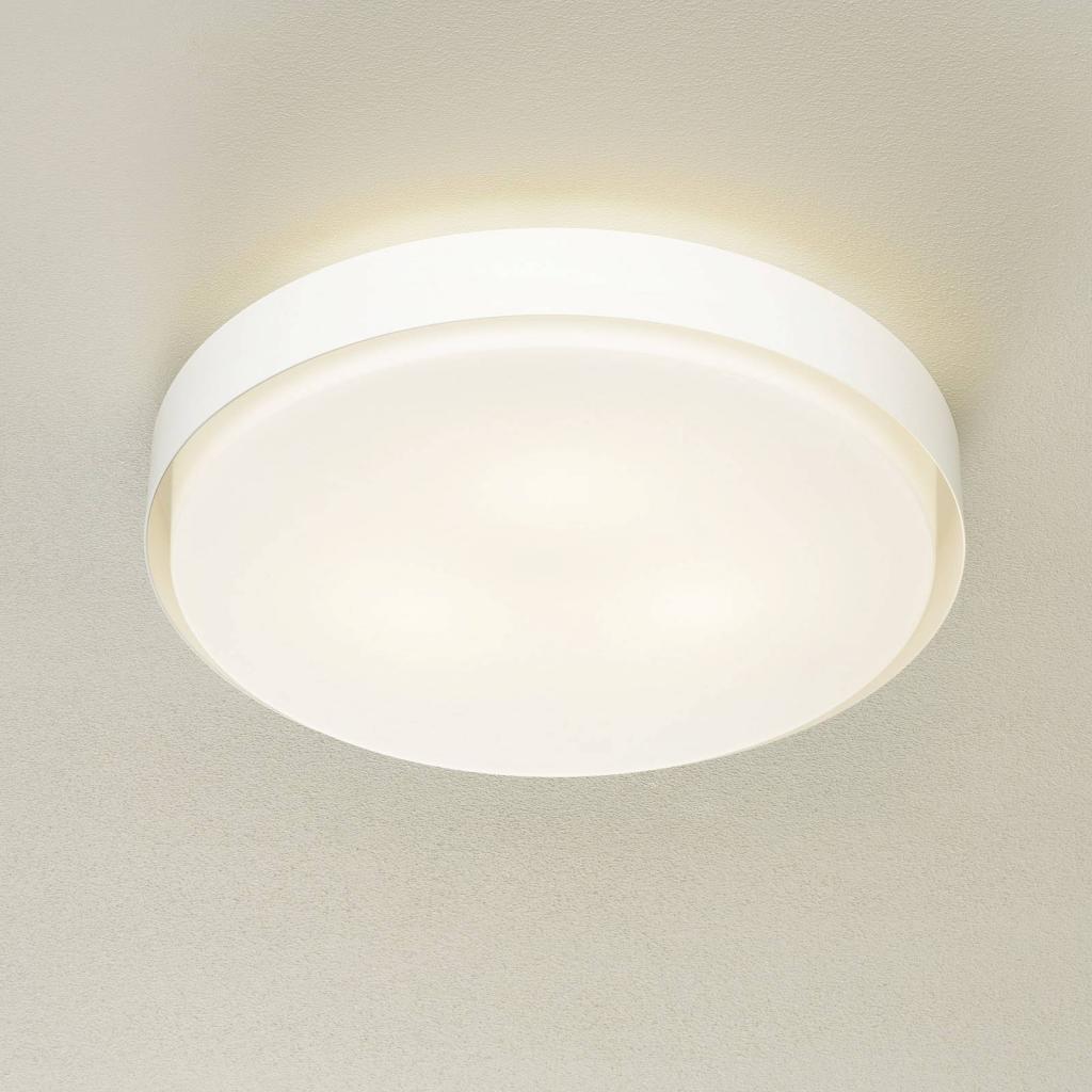 Produktové foto BEGA BEGA 89760 LED stropní světlo 3000K bílá Ø50cm