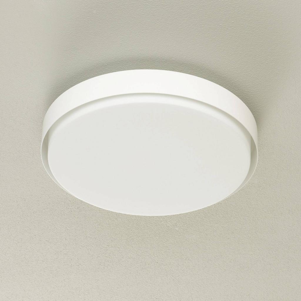 Produktové foto BEGA BEGA 34279 LED stropní světlo, bílá, Ø 42 cm, DALI