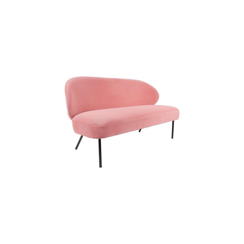 Produktové foto Růžová lenoška Leitmotiv Royal