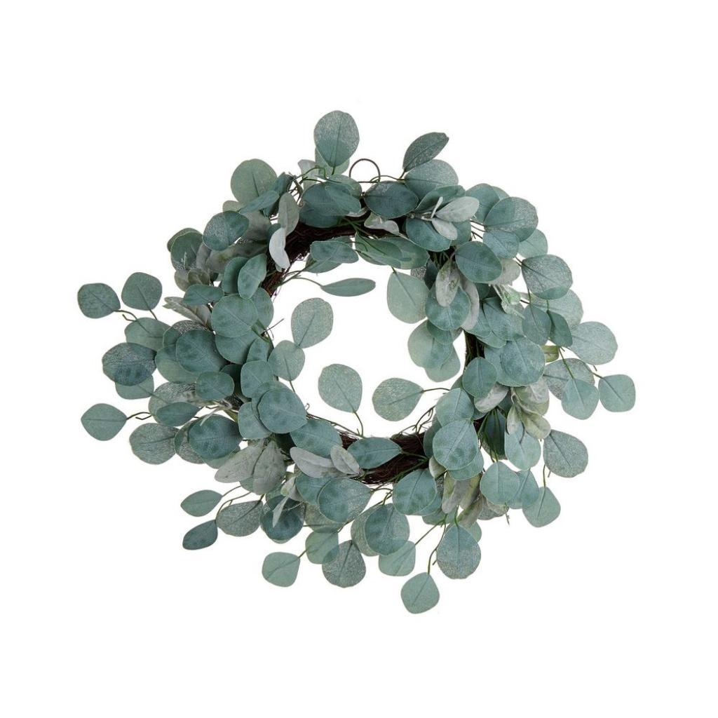 Produktové foto FLORISTA Věnec z eukalyptu 33 cm