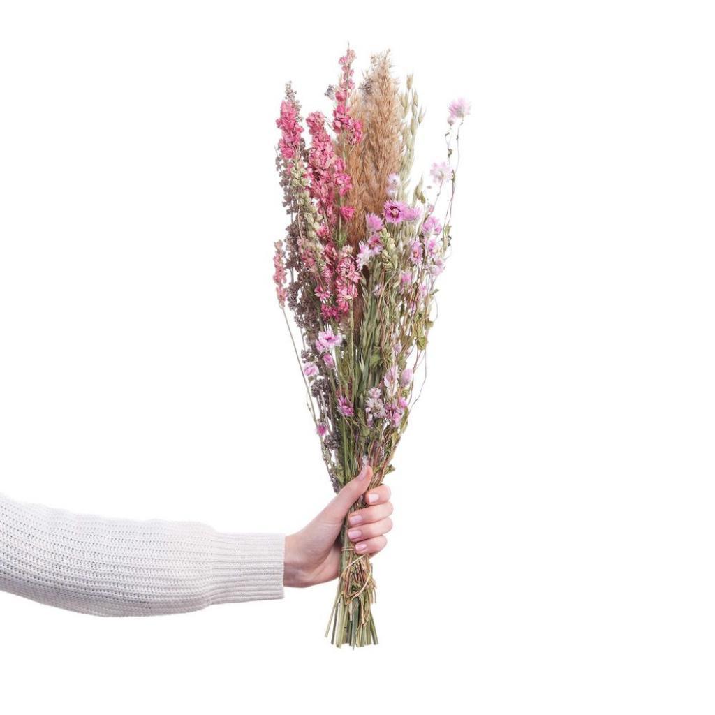 Produktové foto FLOWER MARKET Kytice sušených květin střední