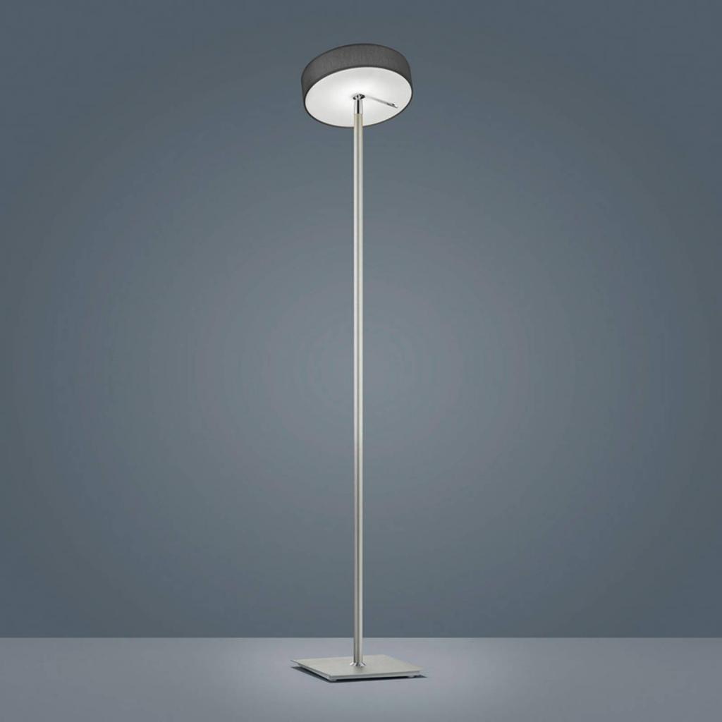 Produktové foto Helestra Helestra Bora LED stojací lampa, stínidlo antracit