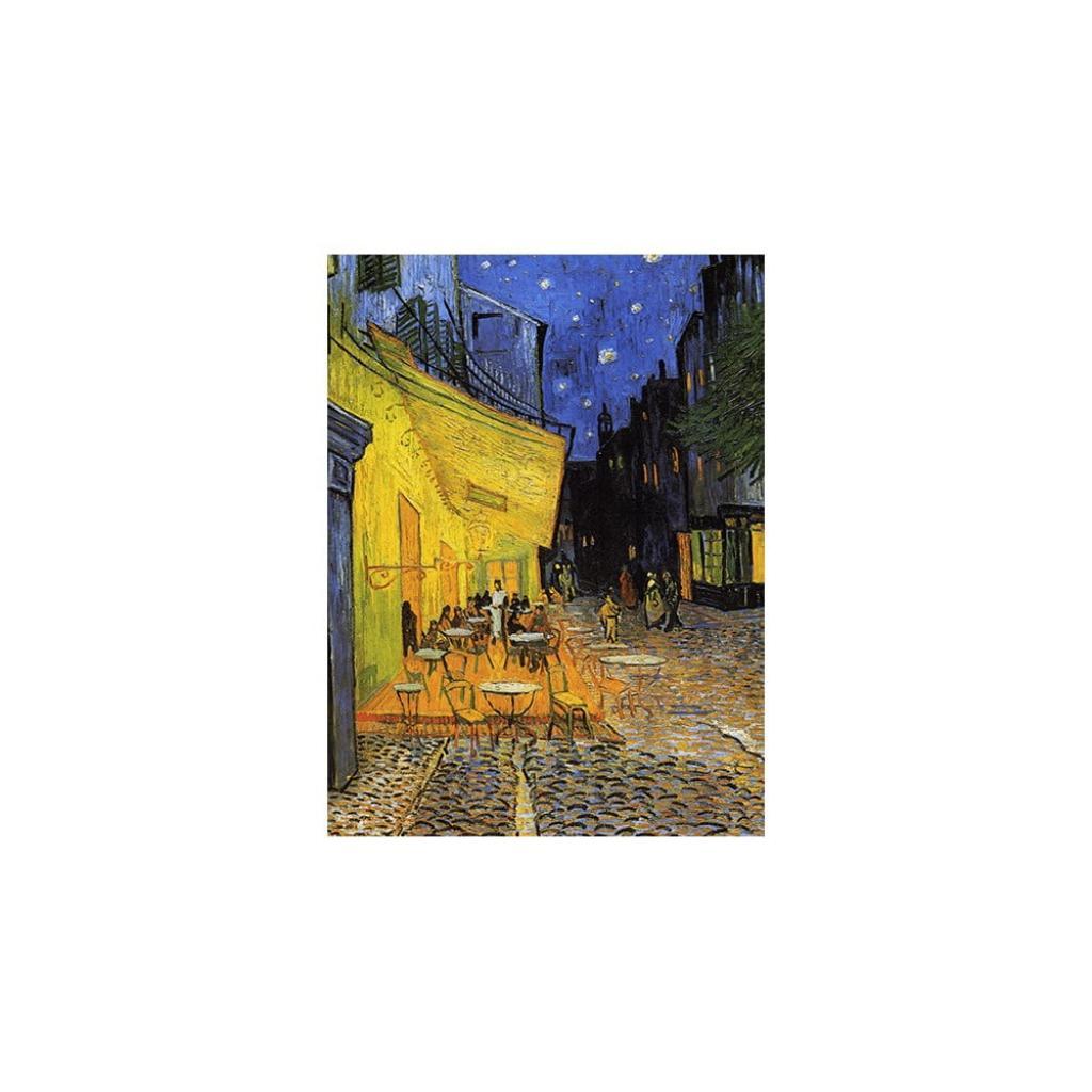 Produktové foto Reprodukce obrazu Vincent van Gogh - Cafe Terrace,70x50cm