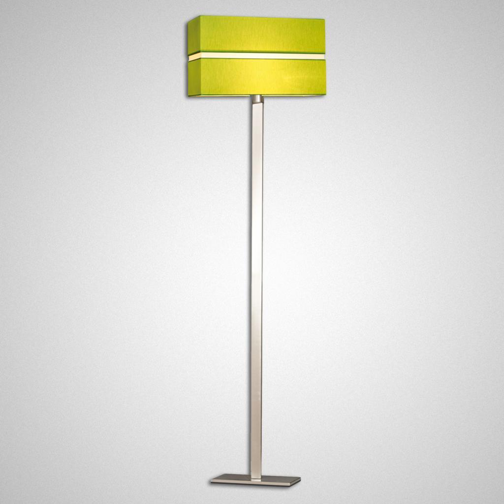 Produktové foto Pamalux Aktuálně designovaná textilní stojací lampa Nimbo