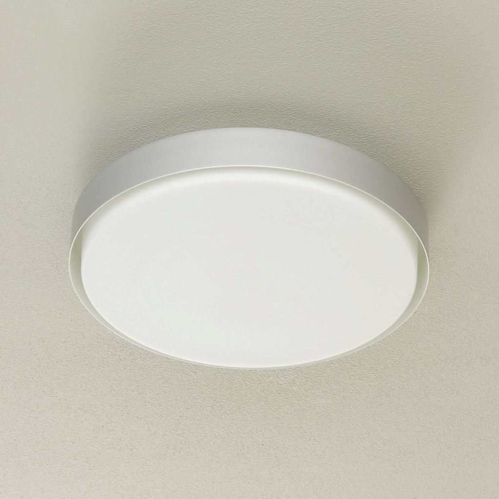 Produktové foto BEGA BEGA 34279 LED stropní světlo, alu, Ø 42 cm, DALI