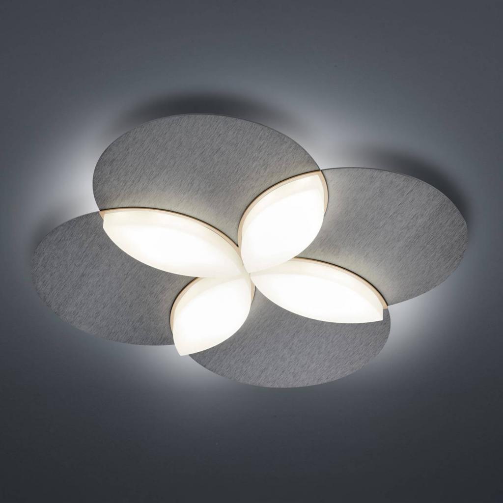 Produktové foto BANKAMP BANKAMP Spring LED stropní světlo, antracit matný