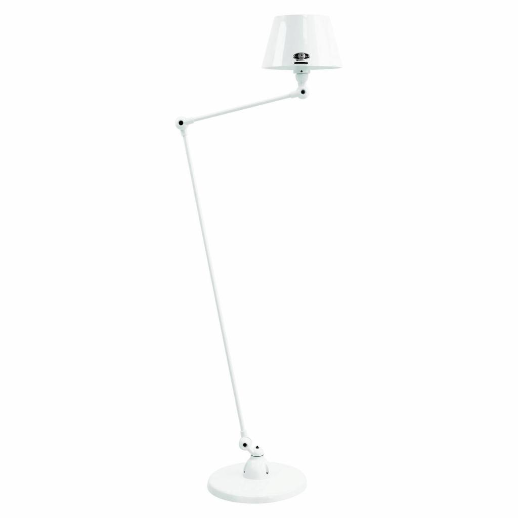 Produktové foto JIELDÉ Jieldé Aicler AID833 80+30cm stojací lampa, bílá