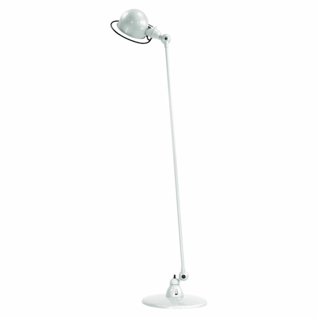 Produktové foto JIELDÉ Jieldé Loft D1200 stojací lampa, nastavitelná bílá