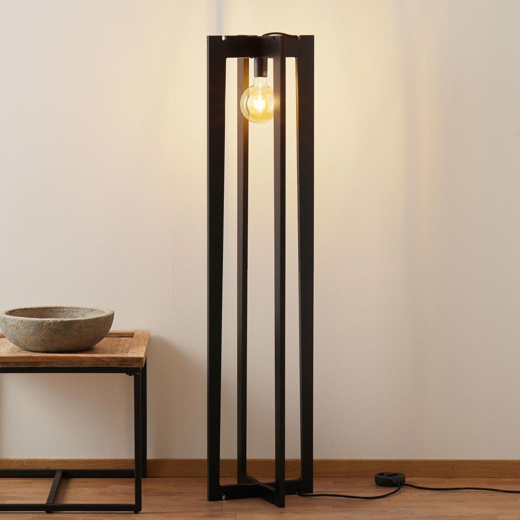 Produktové foto WEVER & DUCRÉ WEVER & DUCRÉ Rock 1.0 stojací lampa nahý z MDF