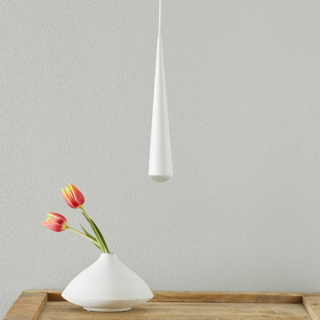 Produktové foto WEVER & DUCRÉ WEVER & DUCRÉ Cone LED závěsné světlo bílá