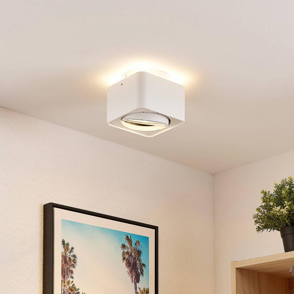 Produktové foto Arcchio Arcchio Talima LED stropní svítidlo hranaté, bílé