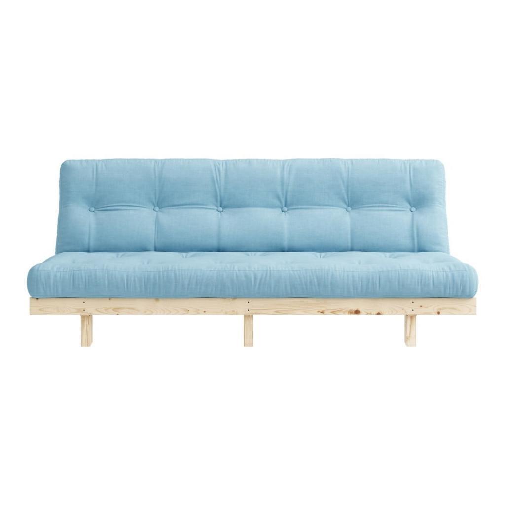 Produktové foto Variabilní pohovka Karup Design Lean Raw Light Blue