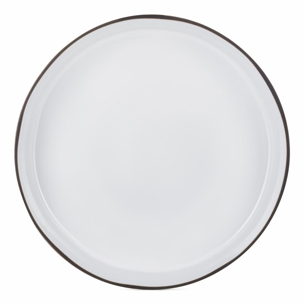 Produktové foto Salátová mísa bílá White Cumulus CARACTERE REVOL
